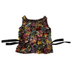 Top, T-shirt TARA JARMON Imprimé fleurs