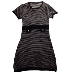 Midi Dress TARA JARMON Black