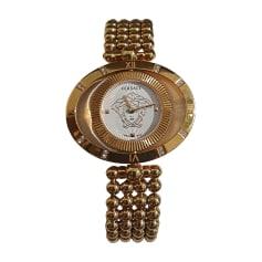 Orologio da polso VERSACE Dorato, bronzo, rame