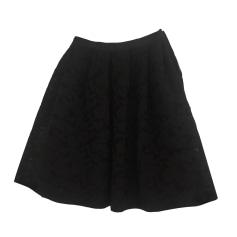 Midi Skirt SANDRO Black
