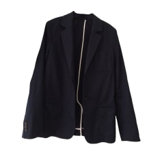 Blazer, veste tailleur LACOSTE Bleu, bleu marine, bleu turquoise