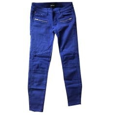 Skinny Jeans THE KOOPLES Blau, marineblau, türkisblau