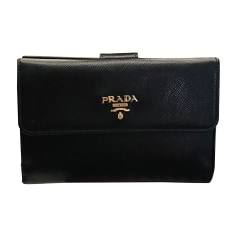 Wallet PRADA Black