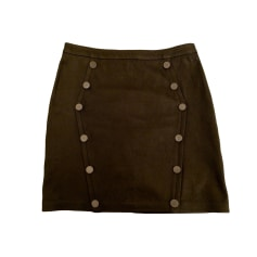 Mini Skirt THE KOOPLES Black