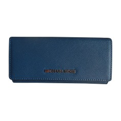 Wallet MICHAEL KORS Blue, navy, turquoise