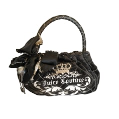 Non-Leather Handbag JUICY COUTURE Black