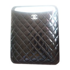 Leather Clutch CHANEL Black