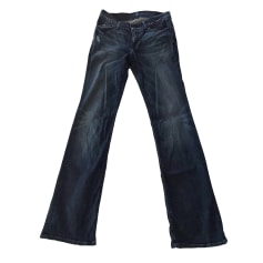 Boot-Cut Jeans 7 FOR ALL MANKIND Blau, marineblau, türkisblau