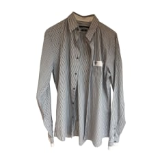 Chemise GUCCI Gris, anthracite