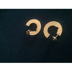Earrings DINH VAN Yellow