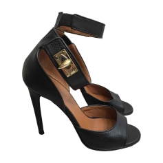 Heeled Sandals GIVENCHY Black