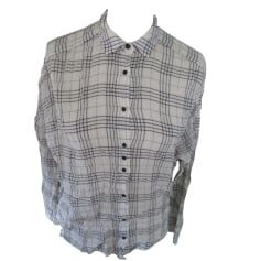 Shirt SESSUN noir/blanc