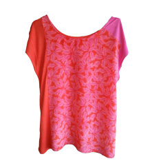 Top, tee-shirt COMPTOIR DES COTONNIERS Rouge, bordeaux