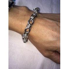 Bracelet ARTHUS BERTRAND Argenté, acier