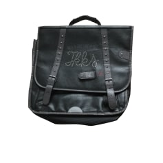 Backpack, satchel IKKS Black