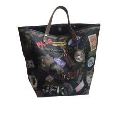 Non-Leather Handbag BARBARA RIHL Khaki
