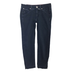 Skinny Jeans MARITHÉ ET FRANÇOIS GIRBAUD Blue, navy, turquoise