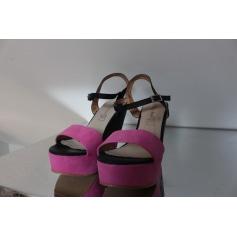 Sandales compensées LILY SHOES Multicouleur