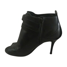 High Heel Ankle Boots MICHAEL KORS Black