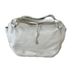 Leather Handbag CÉLINE Bittersweet Beige, camel