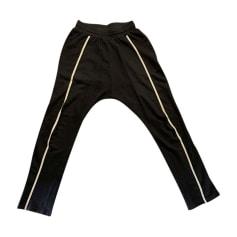 Wide Leg Pants DAMIR DOMA Black