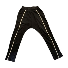 Pantalone largo DAMIR DOMA Nero