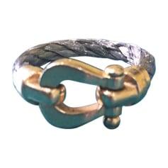 Bague FRED Doré, bronze, cuivre