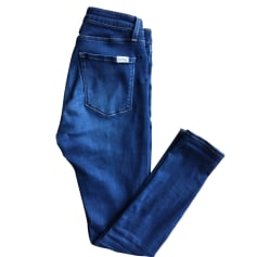 Skinny Jeans BA&SH Blue, navy, turquoise