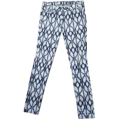Skinny Jeans TOMMY HILFIGER White, off-white, ecru