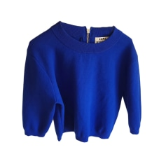 Pull ACNE Bleu, bleu marine, bleu turquoise