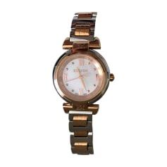 Wrist Watch ESCADA Golden, bronze, copper