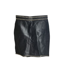 Jupe courte MOSCHINO CHEAP AND CHIC Noir