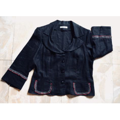Blazer, veste tailleur CHRISTINE LAURE Noir