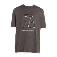 Tee-shirt LANVIN Kaki