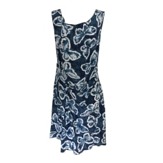 Mini Dress GERARD DAREL Blue, navy, turquoise