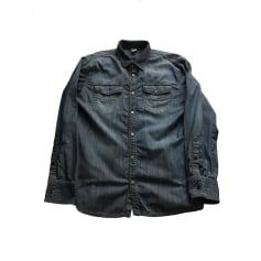 Shirt DIRK BIKKEMBERGS Blue, navy, turquoise