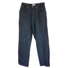 Wide Leg Jeans, Boyfriend Jeans ARMANI JEANS Gray, charcoal