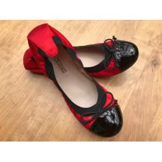 Ballet Flats BUFFALO Red, burgundy