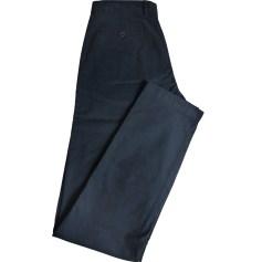 Pantalon droit ESSENTIEL ANTWERP Bleu, bleu marine, bleu turquoise