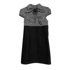 Mini Dress GUESS noir et blanc