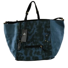 Stofftasche groß JEROME DREYFUSS Blau, marineblau, türkisblau