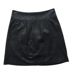 Jupe courte AGNÈS B Noir