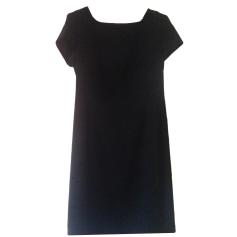 Robe mi-longue 1.2.3. Noir