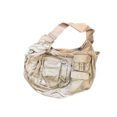 Non-Leather Handbag SEQUOIA Beige, camel