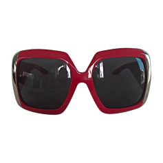 Sunglasses DIOR Technologic Red, burgundy