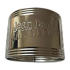 Armband JEAN PAUL GAULTIER Silberfarben, stahlfarben