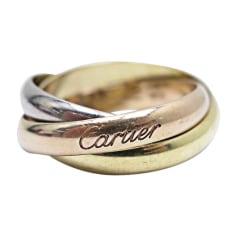 Ring CARTIER Trinity Gold, Bronze, Kupfer