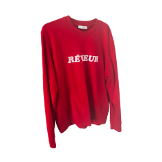 Sweatshirt SANDRO Red, burgundy