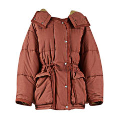 Down Jacket ISABEL MARANT Pink, fuchsia, light pink