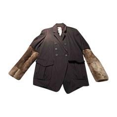 Jacket KENZO Gray, charcoal